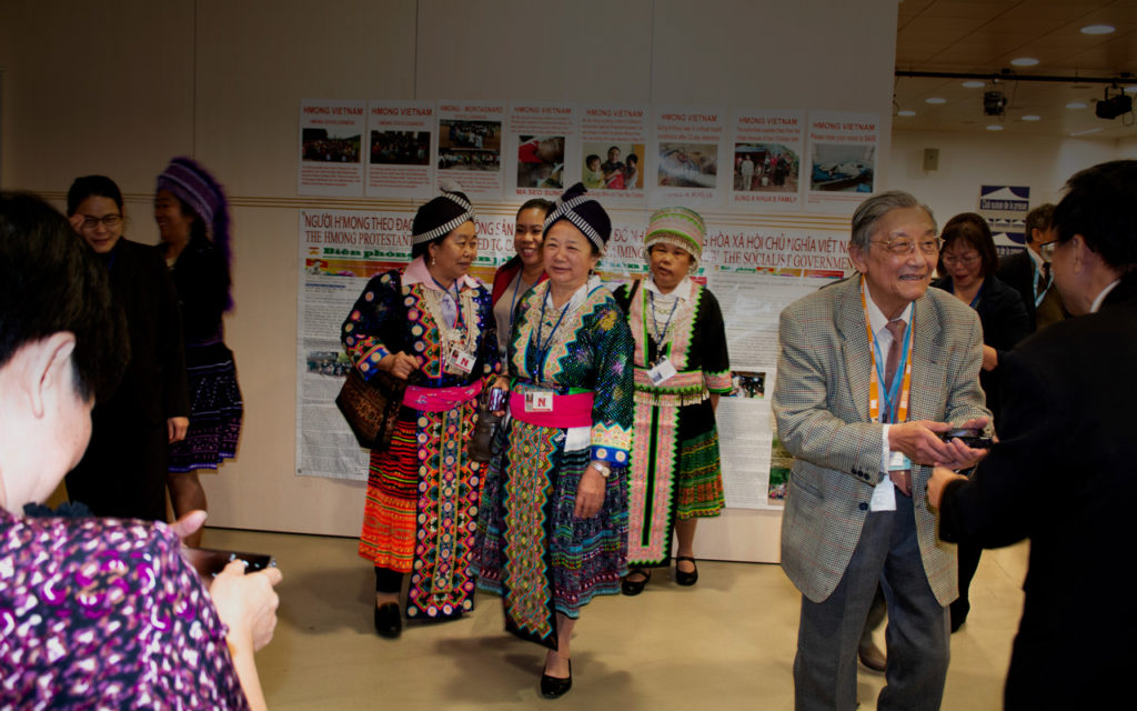 Hmong Press Conference