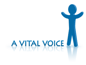 A vital voice